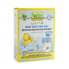 Морская соль д/ванн Babyline Nature с ромашкой 500г