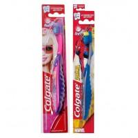 Colgate Смайлс Зубная щетка супер мягкая для детей старше 5-ти лет