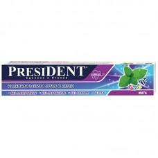 Зубная паста President мята без фтора 50 мл. 18050