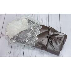 Конверт-одеяло на выписку Э-2004 Воздушный цвет в ас-те