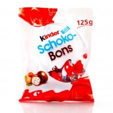 Kinder шоколад ШОКО БОНС 125гр.