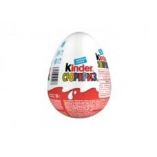 Яйцо Шоколадное Киндер Сюрприз 60г