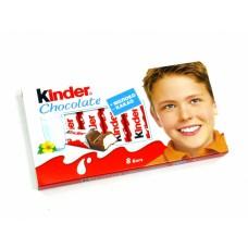 Kinder шоколад 100гр.