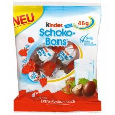 Kinder шоколад ШОКО БОНС 46гр.