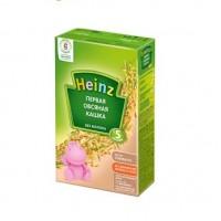 Хайнц- кашка первая овсяная с пребиотиками, 5 мес., 180г