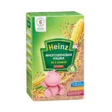 Хайнц- кашка многозерновая из пяти злаков, 6 мес., 200г