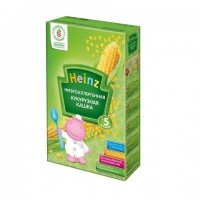Хайнц- кашка низкоаллергенная кукрузная, 5 мес., 250