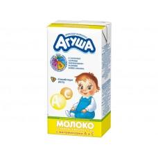 """Молоко""""Агуша""""Вит.3,2% 0,5л с крышкой"""
