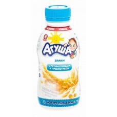 """Йогурт питьевой """"Агуша"""" Злаки 2.7% 200г"""