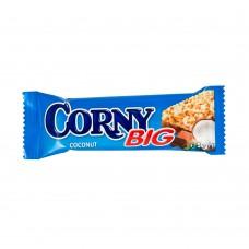 Батончик злаковый Corny Big с молочным шоколадом и кокосом 50г