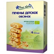 Печенье детское Органик Овсяное с 6мес 150г Флёр Альпин