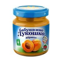 """Пюре из абрикосов """"Бабушкино лукошко"""""""
