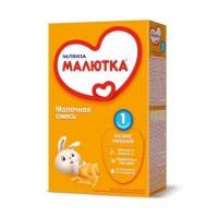 Детская смесь МАЛЮТКА 1 (0-6) 350гр