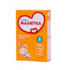 Детская смесь МАЛЮТКА 2 (с 6 мес) 350 гр