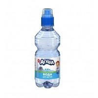 Вода для детей Агуша 0,33 литра