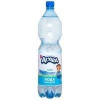 Вода для детей Агуша 1,5 литра