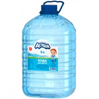Вода для детей Агуша 5 литров