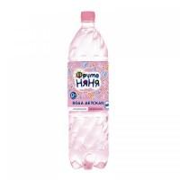 Фруто НяНя - вода детская питьевая 1,5 литра