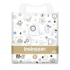 Подгузники INSINSE Q6 (9-13кг L) 22шт