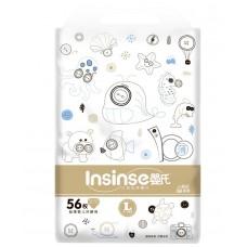 Подгузники INSINSE Q6 (9-13кг L) 56шт