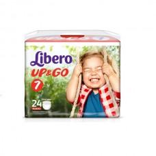 Трусики Либеро Ап энд Гоу эконом экстар лардж 16-26 кг (7) 24 шт.