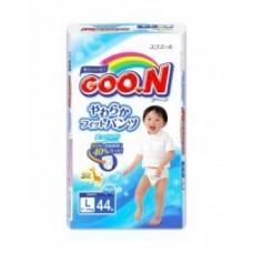 Трусики-подгузники GOON для мальчиков 9-14кг размер L